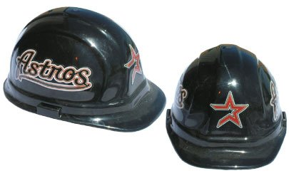 WinCraft MLB Houston Astros Hard Hat, Team Color, One Size ()
