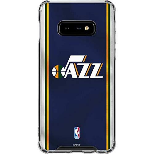 various colors 5b096 a286b Amazon.com: Skinit Utah Jazz Team Jersey Galaxy S10e Clear ...