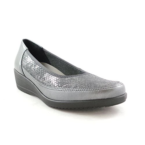 ara , Damen Pumps grau grau