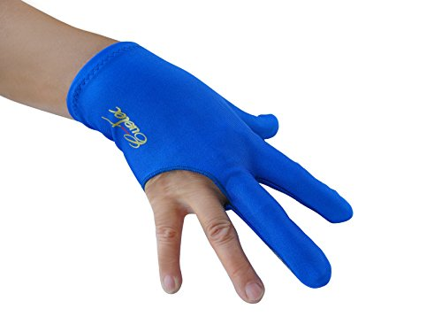 Blue Good Quality Cuetec Billiard Glove - Wear on the Right Hand,buy Three GET ONE Free