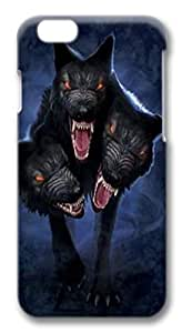 Cerberus PC Case Cover para iPhone 6de 4,7pulgadas