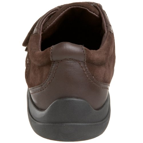 P.W. Minor Womens Sienna Sneaker Chocolate Suede opF1F