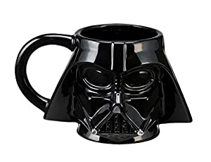 Star Wars Darth Vader Sculpted 18-Ounce Ceramic Mug