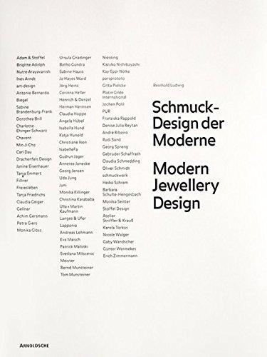 Schmuck-Design der Moderne: Geschichte und Gegenwart