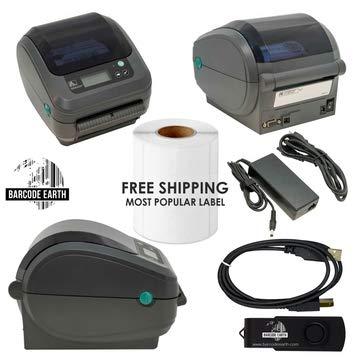Zebra GX420D 802.11 Wireless WiFi Direct Thermal Label Printer (GX42-202710-000) (Renewed) by Zebra Technologies (Image #8)