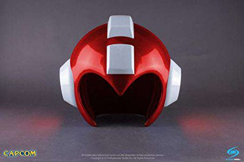 SDCC 2016 Exclusive Capcom Mega Man Wearable Helmet Replica (Rush Red Version)