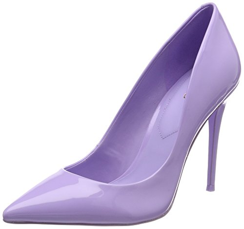 4 Violet Viola Scarpe Aldo Chiusa Donna Tacco col Stessy Punta fqgwzq