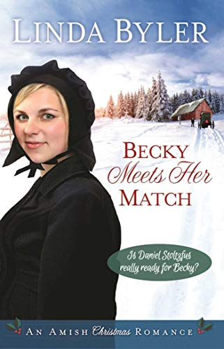 Becky Meets Her Match: An Amish Christmas Romance