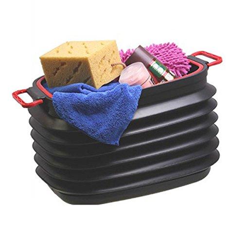 new-bunning-37l-folded-retractable-trash-bin-bucket-washing-storage-by-bcn