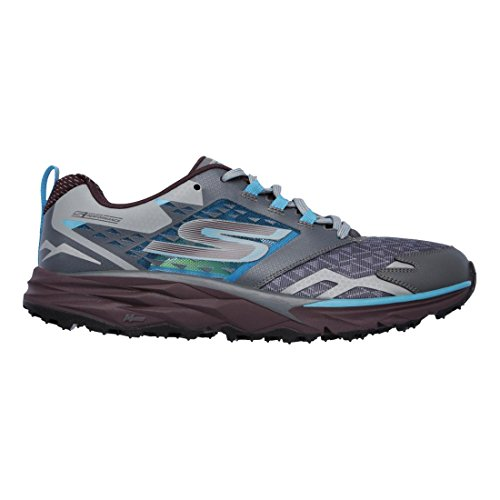 Skechers (SKEES) - Go Trail - Baskets Sportives, homme, gris (ccmt), taille 40