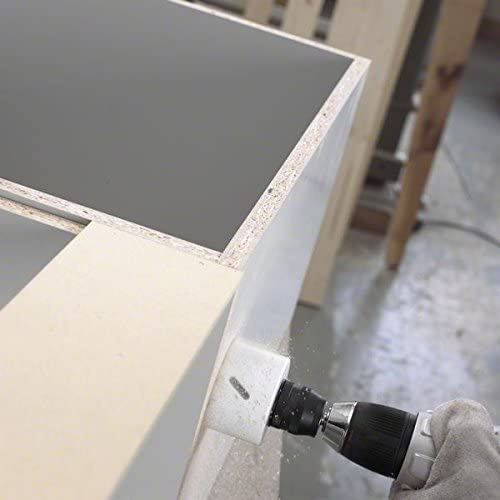 59 mm, 2 5//16 Bosch 2 608 584 849 Coronas HSS bimet/álicas para adaptadores est/ándar
