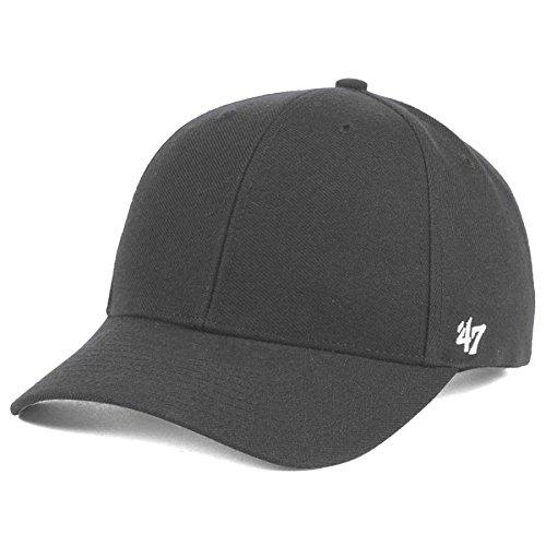 '47 Brand MVP Blank Hat - Charcoal | Adjustable -
