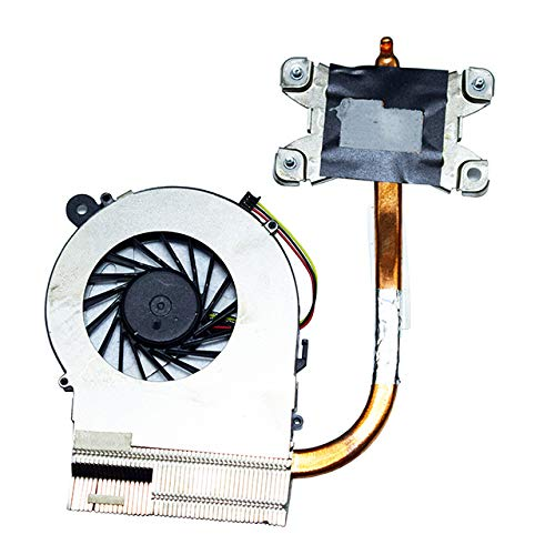 - New CPU Cooling Fan with Heatsink for HP Pavilion G4-1000 G4-1318DX G6-1000 G7-1000 Series 643258-001 657942-001 646578-001 4GR13HSTP80