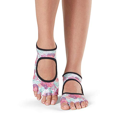 Toe Pilates Posy amp; Calze slip Half Barre Ballet Toesox Grip Socks Donna For Bellarina Yoga non wB5Wax8qnp