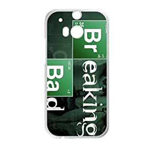 BR eaking Bad Bestselling Creative Stylish High Quality Hard Case For HTC M8 by runtopwell