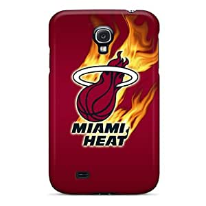 New Style Miami Heat Premium Covers/cases For Galaxy S4