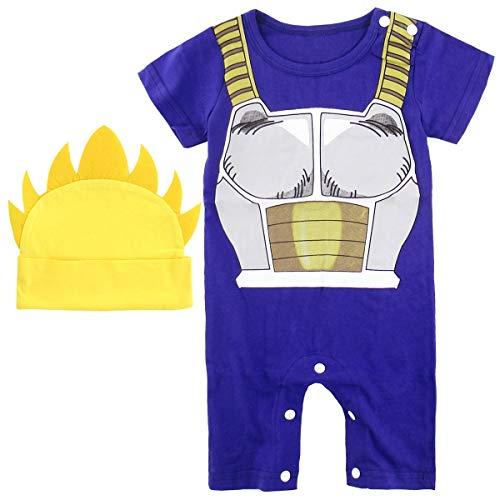 Coolbebe Baby Cartoon Costume Halloween Cosplay Romper
