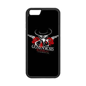 IPhone 6 4.7 Inch Phone Case for Classic Band GUNS N' ROSES theme pattern design GCBGNRS906223