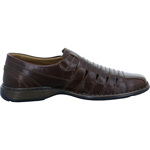 Pictures of Josef Seibel Steven Mens Leather Cut Out 5