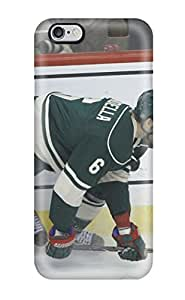 Perfect Minnesota Wild Hockey Nhl (97)_jpg Case Cover Skin For Iphone 6 Plus Phone Case