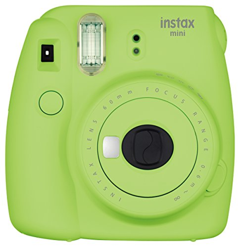 Fujifilm Instax Mini 9 Instant Camera - Lime Green by Fujifilm