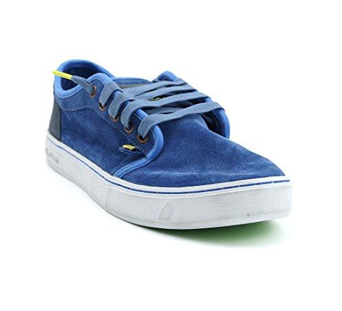 Satorisan, Sneaker uomo blu Saxony Blue