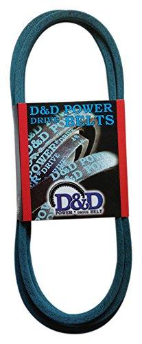 D&D PowerDrive ORB-135779-144200-4LK880 144200 Kevlar Replacement Belt for Sears Craftsman Poulan Husqvarna, 1/2