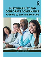 Sustainability and Corporate Governance: A Guide to Law and Practice