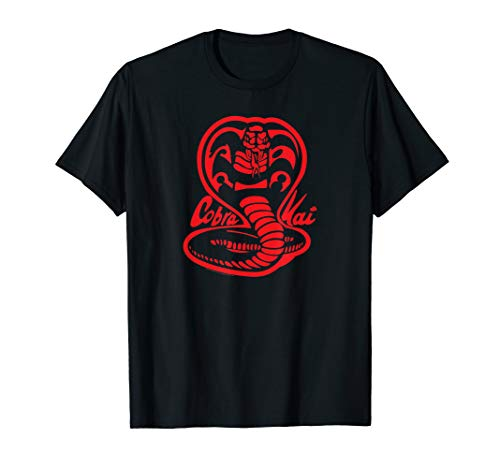 The Karate Kid Red Cobra Kai Logo -