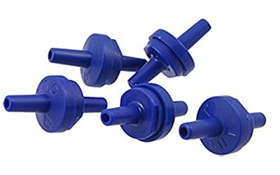 KingWinX Aquarium Non-Return Air Pump Check Valves