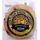 Vegan Chocolate Chip Cookie, Individually Wrapped - 4 oz (Pack of 30)