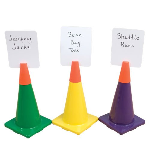 Pacific Mountain Dry Erase Signs  (Set Of 3)