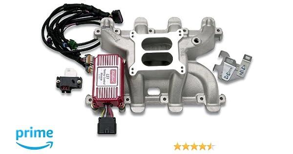 Amazon com: Edelbrock 7118 INTAKE MANIFOLD: Automotive
