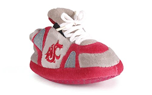 Happy Feet Mens and Womens Arkansas Razorbacks NCAA Baby Slippers