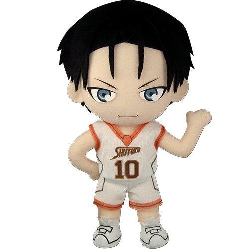 GE Animation GE-52797 Kuroko's Basketball 9 Kazunari Takao Stuffed Plush by GE Animation