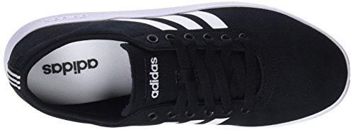 adidas Herren Easy Vulc 2.0 Gymnastikschuhe Schwarz (Core Black/ftwr White/grey Three F17)