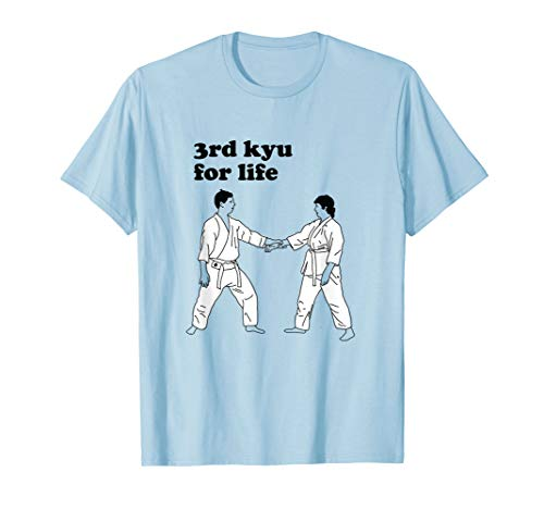 (3rd Kyu For Life Aikido T-Shirt)