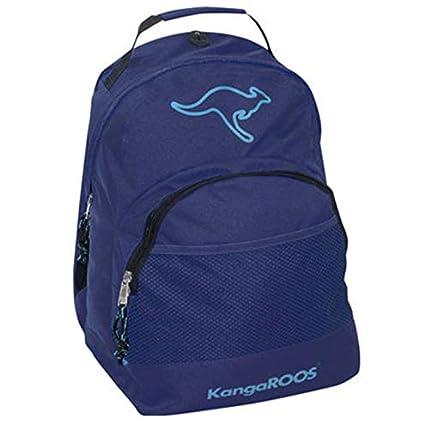 cf6c892971dda Kangaroos Schulrucksack Sportrucksack 15 Liter 32x40x12 Beach Midnight Blue  Reduziert  Amazon.de  Koffer