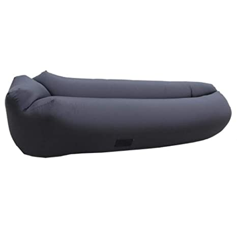 Sensational Goldnconn Inflatable Lounger Portable Air Sofa Couch Bed Boat For Outdoor Lounging Hiking Camping Beach Fishing Park Travelling Garden Sleeping Bags Machost Co Dining Chair Design Ideas Machostcouk
