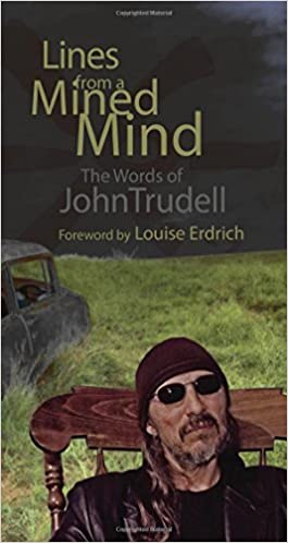 'TXT' Lines From A Mined Mind: The Words Of John Trudell. singer autor sabado diario interna joining 41Par9nL3-L._SX263_BO1,204,203,200_