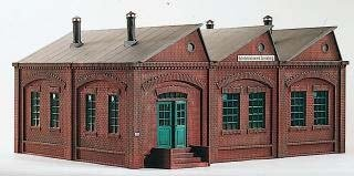 PIKO G SCALE MODEL TRAIN BUILDINGS - SONNEBERG LOCOMOTIVE for sale  Delivered anywhere in USA