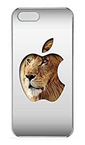 iPhone 5s Cases & Covers - Mac Osx Lion 2 PC Custom Soft Case Cover Protector for iPhone 5s - Transparent