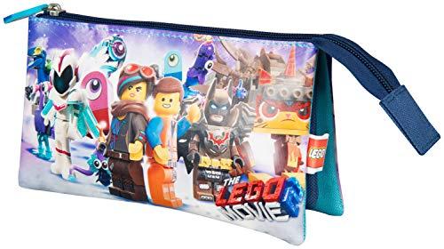 Sambro 6299 Lego - Estuche con 3 Bolsillos: Amazon.es ...