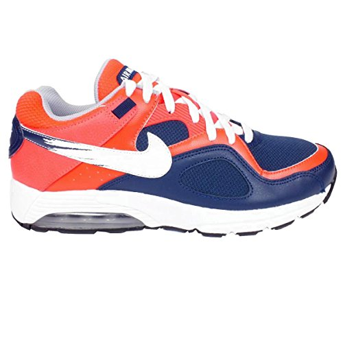Nike Men's Air Max Go Strong Running Sneaker Laser Crimson/Midnight Navy/Wolf Grey/White 8.5 visa payment sale online the cheapest for sale in China for sale outlet finishline KkixIpp