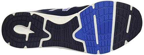 Nuovo Equilibrio Mens 635v2 Ammortizzazione Scarpe Da Corsa Blu