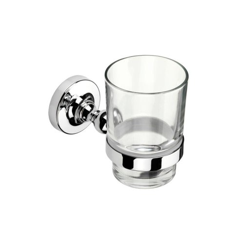 Croydex Worcester Tumbler and Holder, Chrome (Halloween In Worcester)