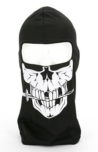 Schampa Skull Balaclava - Schampa Traditional Lightweight Skull Balaclava - One size fits most/Pirate