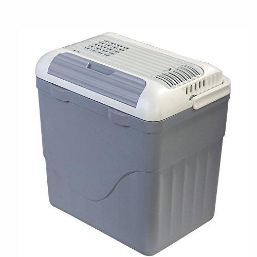 LT&NT Portátil 28L Coche frigorífico hogar frío y Caliente Caja ...
