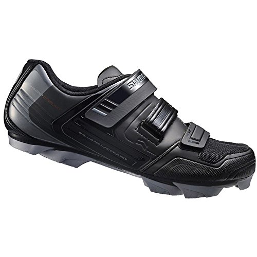 Shimano SH-XC31 Mountain Bike Shoes - Men's Black, 46.0 - Mountain Bike Cycling Shoes
