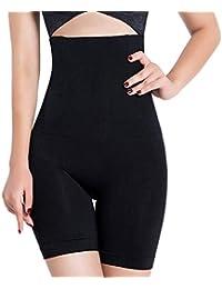 67c5a335bc907 Women s Hi-Waist Body Shaper Butt Lifter Shapewear Trainer Tummy Control  Panties Seamless Thigh Slimmers